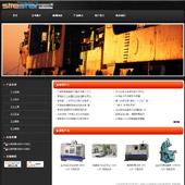 模板网站-企业网站-工业制品A19