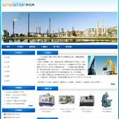 模板网站-企业网站-工业制品A21