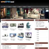 模板网站-企业网站-工业制品A20